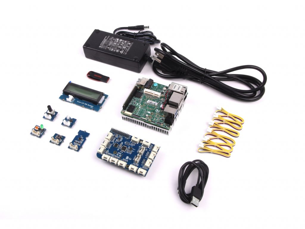The UP Squared Grove IoT Development Kit